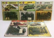 Airfix Ho/00 Tank Model Kit [Lot of 5] (H)