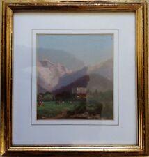 Oil Mini (up to 6in.) Original Art Paintings