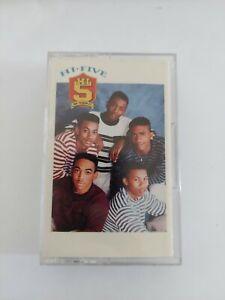 Hi 5 Five Self Titled Cassette Tape