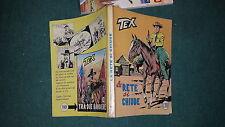 """TEX N.112 LIRE 200 """"LA RETE SI CHIUDE"""" - FEBBRAIO 1970 - CONDIZIONI BUONE"""