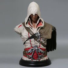 FIGURE ASSASSIN´S CREED 2 II BUSTO 19 CM EZIO AUDITORE BUST LEGACY COLLECTION #1