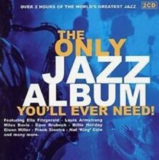 Album Jazz Various Music CDs & DVDs