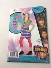 Simplicity Pattern 1894 Disney Shake It Up Girls Dress Tunic Leggings Top 7-16