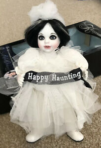 "Marie Osmond - Happy Halloween Keepsake Doll, 9"" tall"