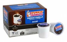 Dunkin' Donuts French Vanilla Coffee K-Cups 96 Count  *read description*