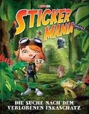 Wähle 50 Sticker - Verkaufe Aufkleber - SPAR - STICKERMANIA - Suche Inkaschatz