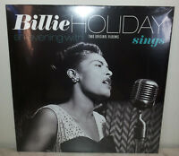 LP BILLIE HOLIDAY - SINGS / AN EVENING WITH - NUOVO NEW