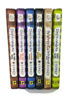 Diary of A Wimpy Kid Book  6 book lot Set by Jeff Kinney