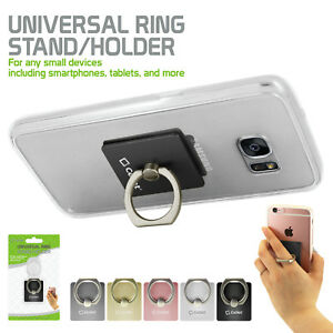 Cellet Universal Self Adhesive Ring Stand / Holder for Smartphones and Tablets