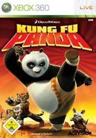 X-Box 360 Kung Fu Panda Das Game Action Adventure Multiplayer Mehrsprachig