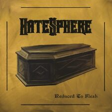 HATESPHERE - Reduced To Flesh - CD DIGIPACK