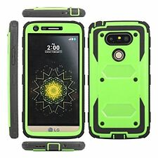 LG G6 Outdoor Bumper Case Staubdicht Stoßfest Hülle Mit Displayschutzfolie