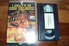 [3818] I delitti di New Olreans (1992) VHS