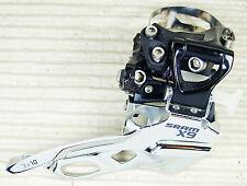 SRAM X9 UMWERFER - 3X10 - TOP + DOWN PULL - FÜR 38,2 MM Ø - 00.7615.137.020
