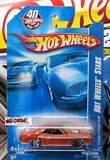 Hot Wheels 2008 #093 '70 Dodge Challenger HEMI ORANGE,PR5,40TH,BASE A33