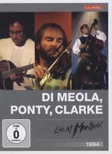 Dimeola, ponty, Clarke-LIVE MONTREUX 1994 (DVD) NEW/sealed!!!