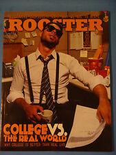 ROOSTER Magazine Sep 2013: Billionaire Dropouts, Rape, Riot Fest, College, Ganja