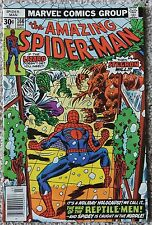 Amazing Spider-Man 166 (Mar 1977, Marvel) VF