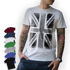 UNION JACK CAMISETA T-SHIRT England London Reino Unido Banderas GB Talla S a XXL