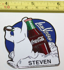 Coca-Cola Coke Las Vegas Steven Kitchen Fridge Magnet