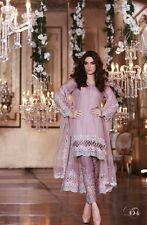 Maria B Mbroidered collection 2017 unstitched designer suit