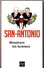 SAN-ANTONIO n°16 ¤ MESSIEURS LES HOMMES ¤ 05/2010 K
