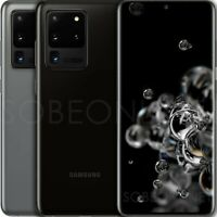 "Samsung Galaxy S20 Ultra 128GB 12GB SM-G988B/DS (FACTORY UNLOCKED) 6.9"" 108MP"