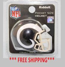 Los Angeles Rams New 2017 Revolution  Pocket Pro Helmet