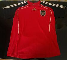 adidas DFB Deutscher Fußball-Bund Trikot T-Shirt Gr 9 / L 2009