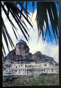 1980s Xunantunich Ancient Mayan Archaelogical Site, Cayo District, Belize