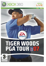 Xbox 360 - Tiger Woods PGA Tour 07 (2007) **New & Sealed** Official UK Stock