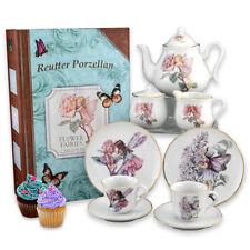 Reutter Porcelain - Story Book Tea Set - Flower Fairies
