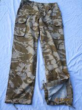 TROUSERS COMBAT ANTIVENTO Desert DP,Pantaloni mimetici da deserto,TGL 70/80/96 (