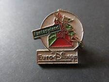 PIN'S /PINS / DISNEY DISNEYLAND PARIS EURO DISNEY Fantasyland Peter Pan