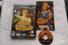 BLACK & BRUISED NINTENDO GAMECUBE GC PAL FAST POST ( fighting/sports game )