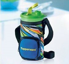 Tupperware New Thirstquake Green Tumbler FREE Pouch 900ml Free Shipping