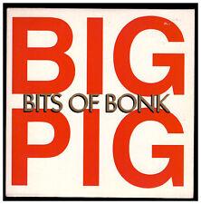 Big Pig - Bits Of Bonk CD Promo