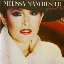 CD - Melissa Manchester - Greatest Hits - #A1273 - RAR