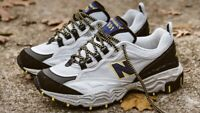 New Balance 801 All Terrain men's shoes Hiking Running grey/black/navy M801AT