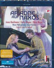Richard Strauss Ariadne auf Naxos Blu-ray Bluray NEW Jonas Kaufmann Emily Magee