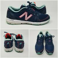New Balance 577 V3 Low Walking Cross Blue Shoes Sneakers Womens Size 9.5 US