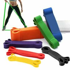 Resistance Bands Exercise Elastic Band Home Workout Strength Fitness Expander