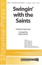 Swingin with the Saints Instrumental Accompaniment