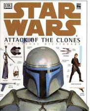 The Visual Dictionary of Star Wars, Episode II - Attack of the Clones-ExLibrary