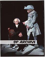 1980s Original 4x5 Transparency William Paterson - Dickens A CHRISTMAS CAROL