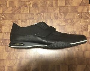 Cole Haan Air Estadio II Black Mens Shoe Size 9.5 M NIB NBW