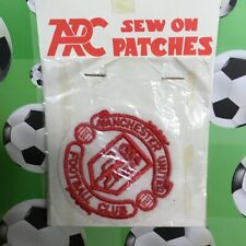 New in Packet MANCHESTER UNITED Patch by ARC