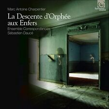 Descente D'Orphee Aux Enfers - Charpentier / Ensemble Correspon (2017, CD NIEUW)