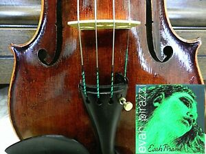 *Best Price* Evah Pirazzi Violin Strings Set 4/4 Medium E STEEL BALL/US Seller