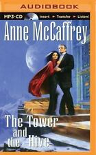 Rowan/Damia: The Tower and the Hive 5 by Anne McCaffrey (2015, MP3 CD,...